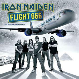 Изображение Iron Maiden – Flight 666 - The Original Soundtrack