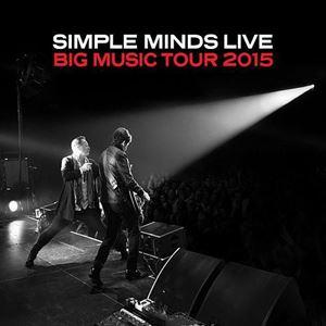 Изображение Simple Minds Live – Big Music Tour 2015
