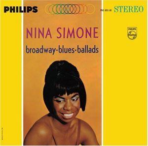Изображение Nina Simone – Broadway - Blues - Ballads