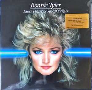 Изображение Bonnie Tyler – Faster Than The Speed Of Night