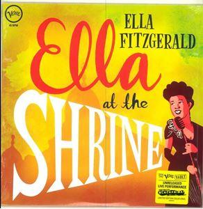 Изображение Ella Fitzgerald – Ella At The Shrine