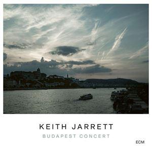 Изображение Keith Jarrett – Budapest Concert